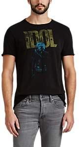 """John Varvatos Men's """"Billy Idol"""" Cotton T-Shirt - Black"""