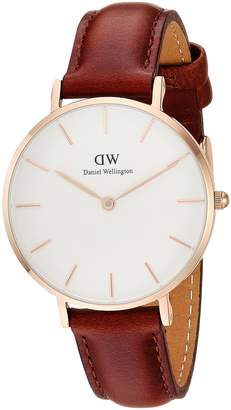 Daniel Wellington Women's DW00100175 Classic Petite St. Mawes 32mm Watch