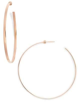 Jennifer Zeuner Jewelry Hoop Earrings