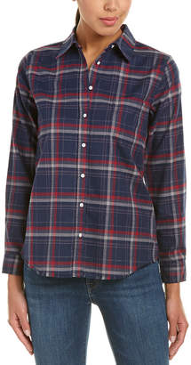 DL1961 Premium Denim The Blue Shirt Shop Mercer & Spring Regular Fit Shirt