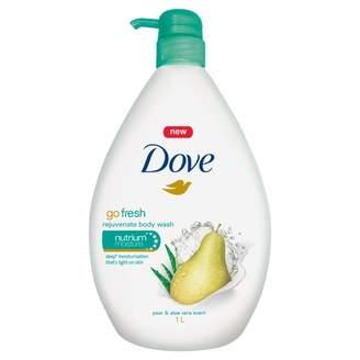 Dove Go Fresh Rejuvenating Body Wash Pear and Aloe Vera 1 litre