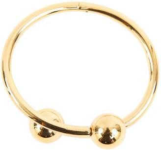 J.W.Anderson Gold Metal Bracelet