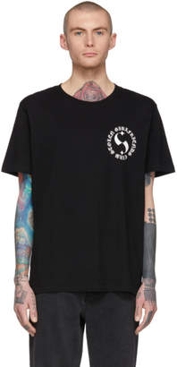 Stolen Girlfriends Club Black Circle Pit T-Shirt