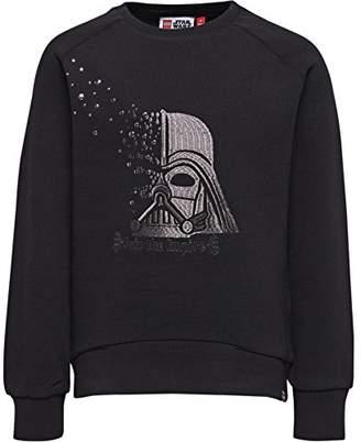 937adb2d09e1 Star Wars Legowear Boy s Lego Girl Sadie 851 - Sweatshirt Regular Fit  Sweatshirt