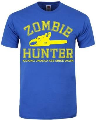 Hunter Grindstore Men's Zombie Varsity T-Shirt