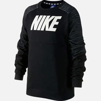 Nike Boys' Sportswear AV15 Crew Shirt