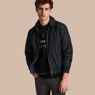 Burberry Reversible Technical Bomber Jacket $795 thestylecure.com