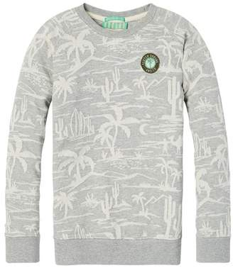Scotch Shrunk Crewneck Sweatshirt