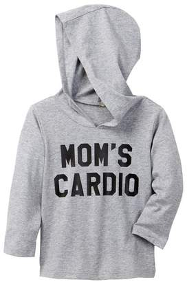 Million Polkadots Mom's Cardio Hooded Tee (Baby, Toddler, & Little Boys)