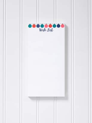Draper James Wish List Notepad