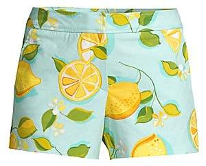 Trina Turk Women's Shangri La Corbin Shorts - Size 0