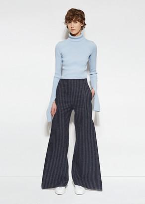 Jacquemus Le Pantalon Plat $550 thestylecure.com
