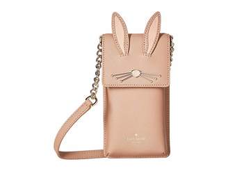 Kate Spade Rabbit North/South Phone Crossbody