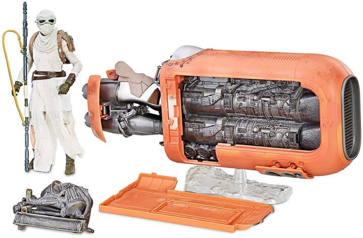 Rey's Speeder Set - Star Wars: The Black Series by Hasbro