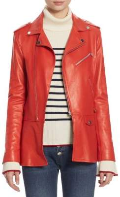 Each X Other Leather Biker Jacket