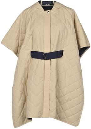 Jil Sander Navy Overcoats - Item 41826461DB