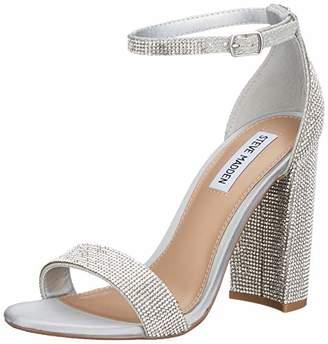 98a4d644fc4 Steve Madden Women s Carrson-R Ankle Strap Sandals