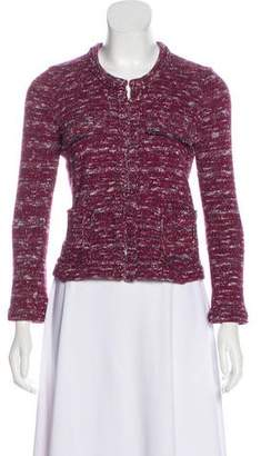 Etoile Isabel Marant Knit Long Sleeve Jacket