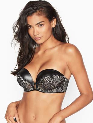 Victoria's Secret Bombshell Add-2-Cups Multi-Way Push-Up Bra
