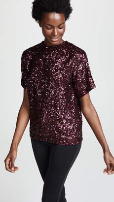 Victoria Beckham Victoria Square T-Shirt
