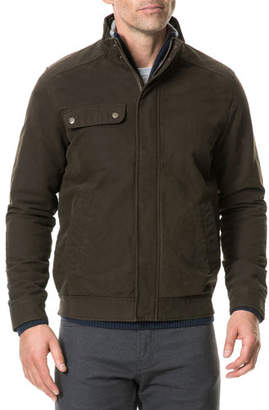 Rodd & Gunn Men's Ridgeview Twill Jacket