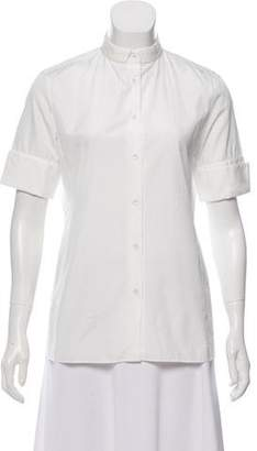 Acne Studios Short Sleeve Button-Up Shirt