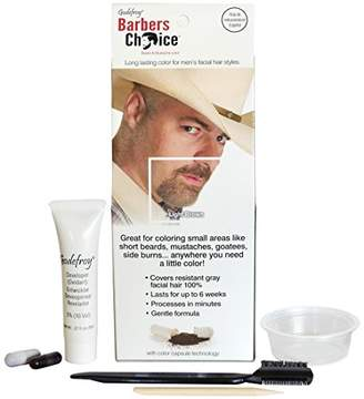 Godefroy Barbers Choice Beard and Mustache Color Single Application Kit