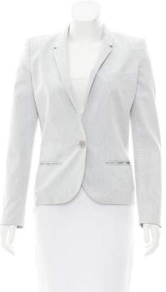 Barbara Bui Tailored Notch-Lapel Blazer