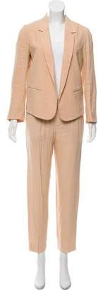 Chloé Structured Notch-Lapel Pantsuit