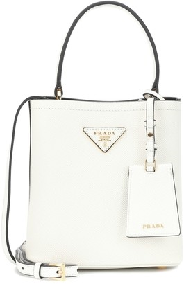 Prada Panier Small leather shoulder bag