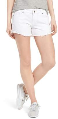 DL1961 Karlie Cutoff Denim Boyfriend Shorts