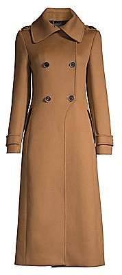 Mackage Women's Double-Breasted Wool Coat