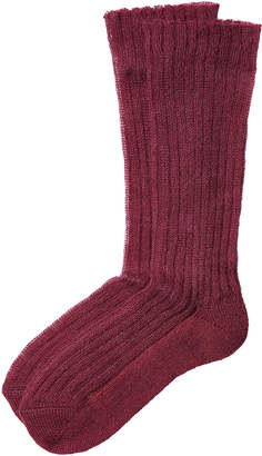 Etro Ribbed Knit Socks