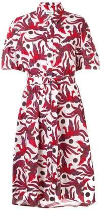 Kenzo (ケンゾー) - Kenzo プリント ドレス