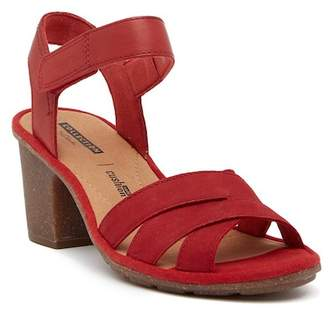 Clarks Sashlin Jeneva Leather Sandal