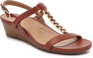 83329dd9590f Vionic Wedge Women s Sandals - ShopStyle