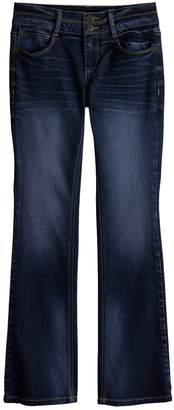 Mudd Girls 7-16 & Plus Size Boot Cut Jeans