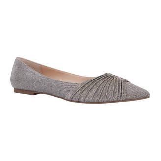 I. MILLER I. Miller Womens Kentra Ballet Flats Slip-on Pointed Toe