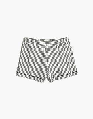 Madewell Knit Bedtime Pajama Shorts