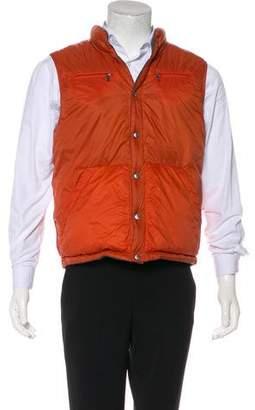 Brunello Cucinelli Reversible Wool Gilet