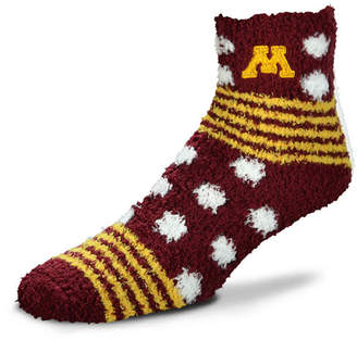 For Bare Feet Minnesota Golden Gophers Homegater Sleep Soft Socks