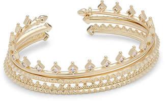 Kendra Scott Delphine Pinch Bracelet Set