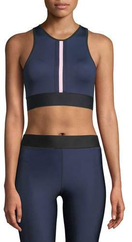 Ultracor Altitude Matte Collegiate Crop Top
