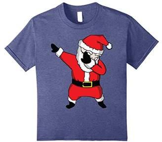 Funny Santa dabbing Christmas Holiday t shirts