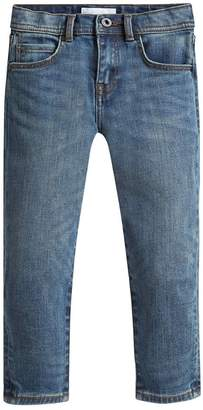 Burberry TEEN Relaxed Fit Stretch Denim Jeans