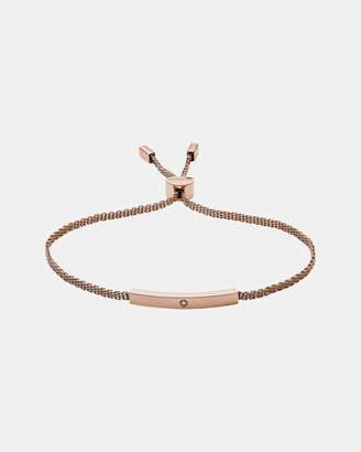Skagen Helena Rose Gold-Tone Bracelet