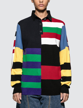 J.W.Anderson Knitted Stripe Rugby