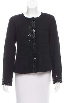 Christophe Sauvat Embellished Evening Jacket