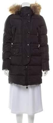 Moncler Fragon Down Coat
