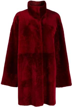 Drome fantasy fur coat